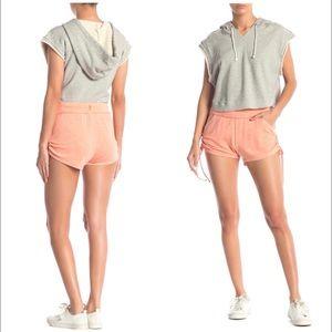 NEW Free People Movement Side Drawstring Shorts